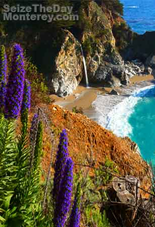 Mcway Falls Waterfall in Big Sur California is a Must See to Believe!