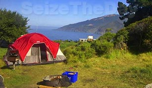 There's nothing like Big Sur Camping.  It's a great way to get up close and personal with Big Sur herself!