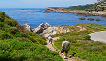 Point Lobos State Reserve offers some of the best and easiest and most rewarding hikes for you and your family