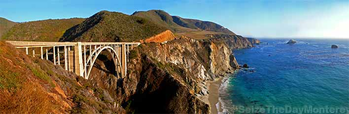 The Glorious Bixby Bridge in Big Sur California1