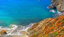 There are some steep dropoffs in Big Sur, keep your kids close by!