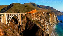 Bixby Bridge in Big Sur California