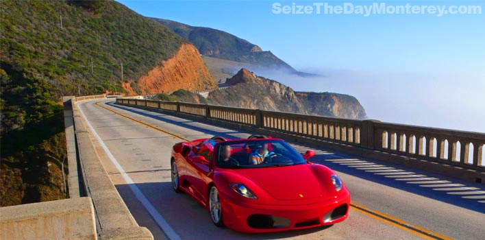 Driving Big Sur is an unforgettable Experience!  Bixby Bridge is one of the highlights for sure!