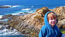 Bring your hoodie sweatshirts and jackets as it can get windy and cool in Big Sur