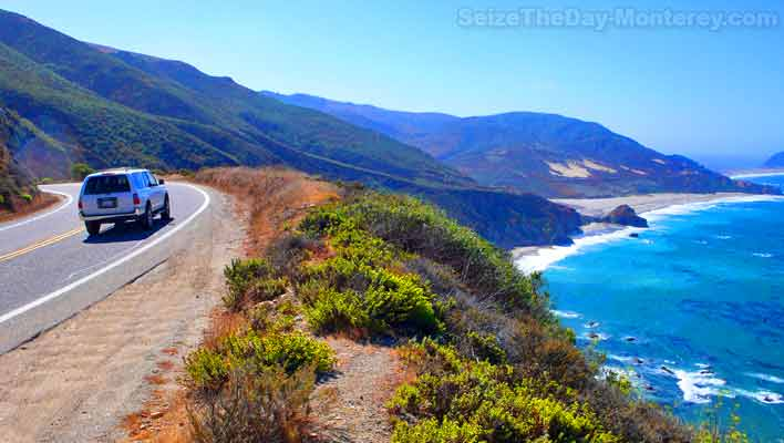 These Big Sur Driving Tips will make your drive down Highway 1 even more enjoyable!