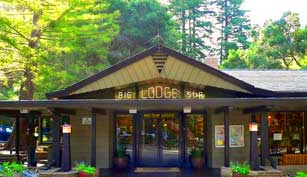 Big sur lodging for Big sur national park cabins