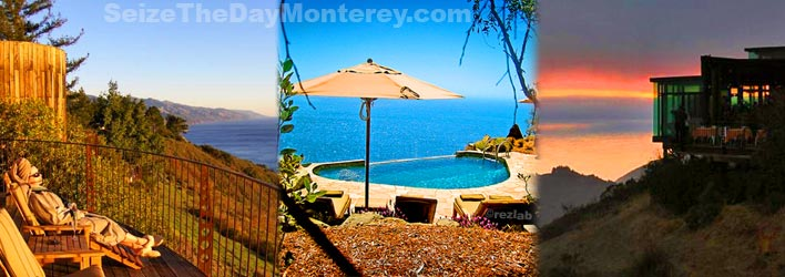 Big Sur Lodging in Luxury not only exists, but is done extremely well by the Post Ranch Inn and the Ventana Inn and Spa!