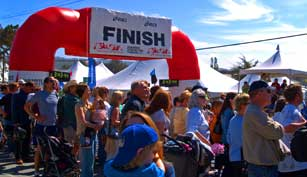 Avoid Big Sur During Major Events to get the best Price.  The Big Sur Marathon is one of these events.