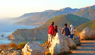 Much of Big Sur Lodging has a two night minimum but try calling the property to see if they'll accomadate you if you only need one night.