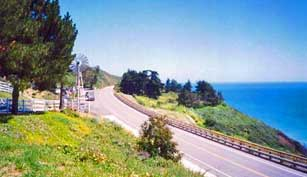 Gorda Springs Resort has ocean views of Big Sur CA!