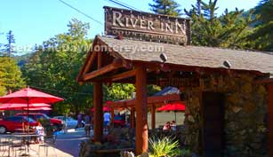 The Big Sur River Inn is quite affordable, located right on the Big Sur River and even has a pool that the kids will love!