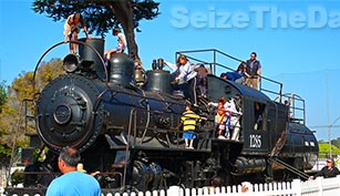 Dennis The Menace Park is an absolute must Monterey Attraction that is completely FREE!