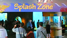 Splash Zone is a must if you have Kids!