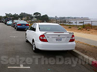 Monterey Aquarium Free Parking