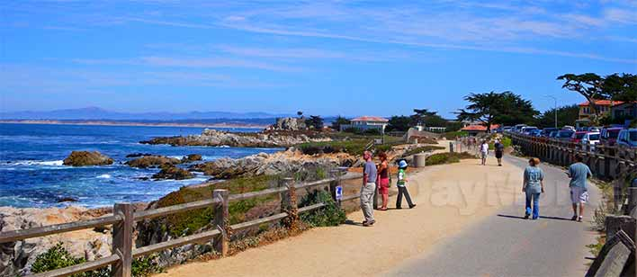 Monterey Recreational Trail