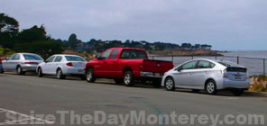 Free Parking in Monterey Does Exist!