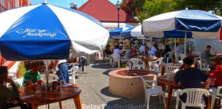 First Awakenings is our favorite breakfast spot of all the Monterey Restaurants!