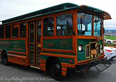 Free Monterey Trolley
