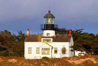 Pacific Grove Lighthouse, Point Pinos as a FREE historical tour!