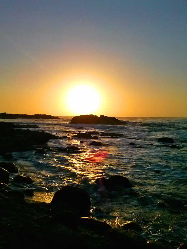 Monterey California Sunset